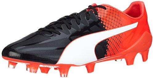 Orange Homme Blanc SL s Puma Football FG Evospeed White Black de Blast puma Noir 01 Chaussures Compétition II red czcP4