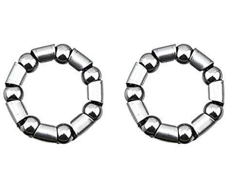 "Lowrider 2-1 Piece Crank Bearing 5/16"" Ball Size x 7 Balls. Set of Bearing. Pair of Bearings. for Bicycle Crank, Bike Crank, Bikes, Beach Cruiser"
