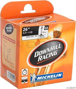 Michelin Aircomp DH 26'' x 2.2-2.8'' 40mm Presta Valve Tube by MICHELIN