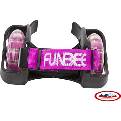 Rose Funbee OFUN351-F Roues pour Chaussures Fille