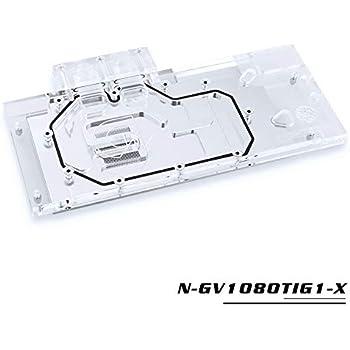 Water Block use for GIGABYTE GTX1080Ti-Gaming-OC-11G/GTX1080TI-GAMING-11G / GV-N108TTURBO-11GD Full Cover Copper Block