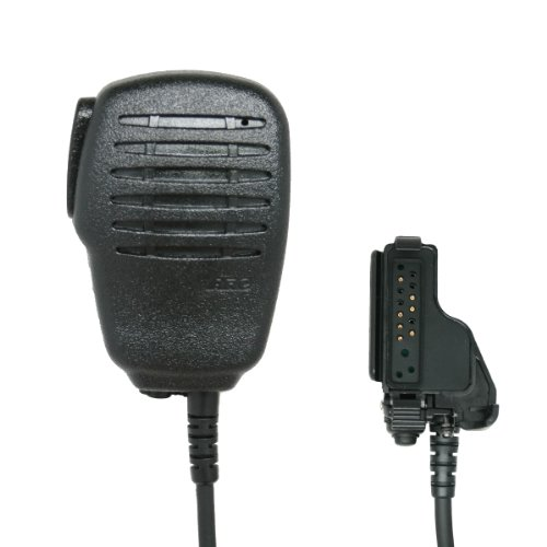 - ARC Light Duty Speaker Microphone for Motorola Radio XTS1500/2500/3000/3500/5000, MT1500/2000, MTS2000, MTX838/8000/9000, HT1000, JT1000, PR1500, MTX-LS