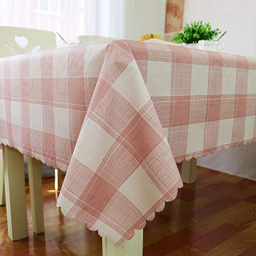 Tablecloth Waterproof Country Style Table Cover Kitchen Decoration Dining Wedding Home Decor Party Supplies]()