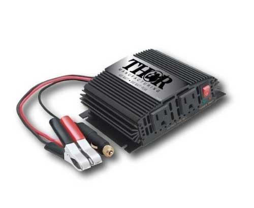 Thor 400W Modified Sine Wave Power Inverter 12 Volts . . . (123964)