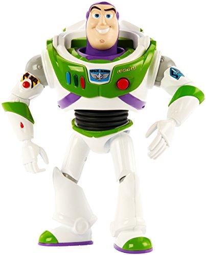 Disney Toy Story Talking Buzz Figure (Best Buzz Lightyear Action Figure)