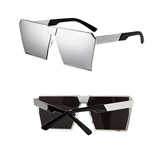 4c17610c4f 85% OFF HAIYING Gafas De Sol Para Hombre / Mujer Gafas De Sol Cuadradas De