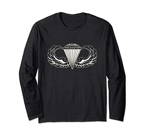 US Army Parachute wings badge airborne long sleeve ()
