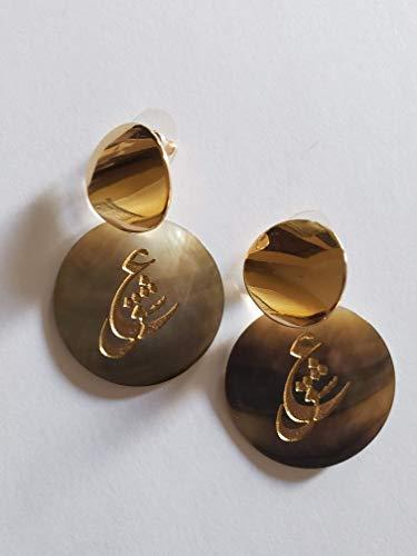 (Persian ESHGH (LOVE) Shell Earrings)