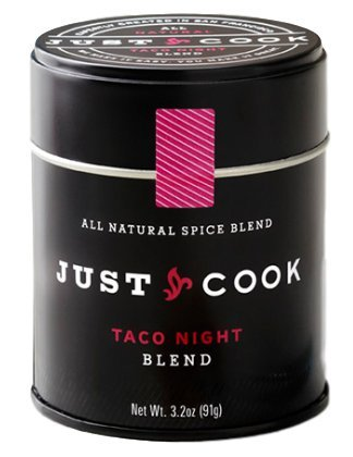 ORGANIC Gourmet Taco Night Blend – Just Cook 3.2 oz. – NON-IRRADIATED, GLUTEN-FREE, PALEO-FRIENDLY & VEGAN | This mole-inspired seasoning from traditional flavors will add excitement to any taco! (Little Lamb Hot Pot)