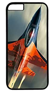 Army Fighter Aircraft Thanksgiving Easter PC Black Case for Masterpiece Limited Design iphone 6 by Cases & Mousepads