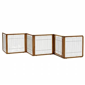 Richell 94901 Pet Kennels and Gates Click on image for further info.