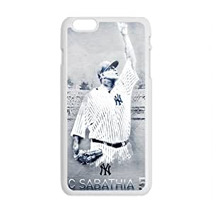 New York Yankees Iphone plus 6 case
