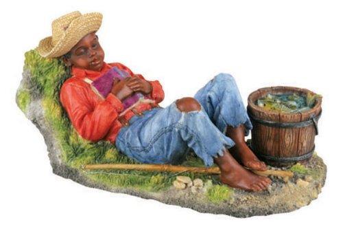 Boy Sleeping - Collectible Figurine Statue Sculpture Figure Model