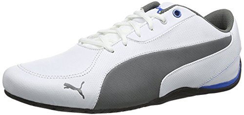 Puma Unisex - Adult Drift Cat 5 - mat pack Low White/Grey discounts cheap online outlet pay with paypal outlet collections get authentic looking for sale online 7jH3Bk