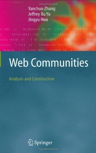 Download Web Communities Pdf