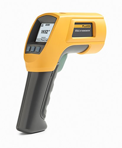 Fluke FLUKE-572-2 High-Temperature Infrared Thermometer with Dual Laser by Fluke