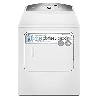 Kenmore 66132 7.0 cu. ft. Electric Dryer in White, includes delivery and hookup (B0745QH8P7) | Amazon price tracker / tracking, Amazon price history charts, Amazon price watches, Amazon price drop alerts