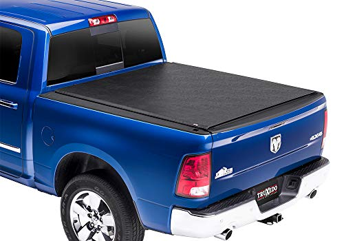 TruXedo Lo Pro Soft Roll-up Truck Bed Tonneau Cover | 546601 | fits 06-08 Dodge Mega Cab 6' Bed