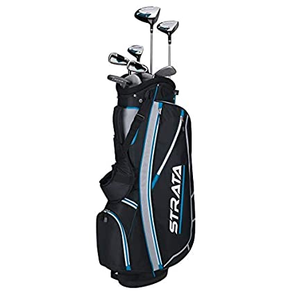Amazon.com: Set completo de golf de mujer Callaway Strata ...