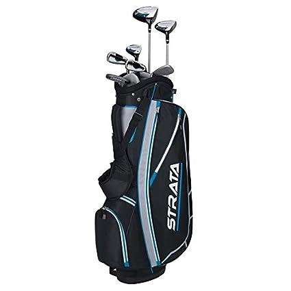 Amazon.com: Set completo de golf de mujer Callaway Strata ...