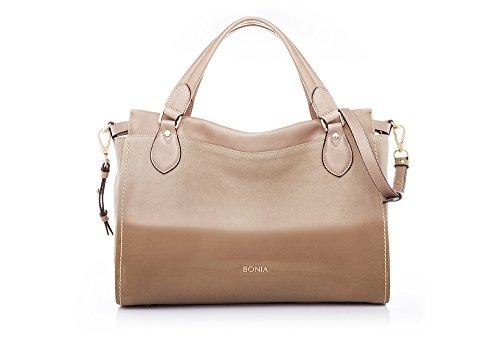 bonia-womens-trimmed-leather-glow-gradient-sylvette-one-size-gold