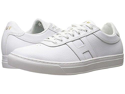 ビジョン違法歯科医HUF Men's Soto Skateboarding Shoe White 12 US/12 M US [並行輸入品]
