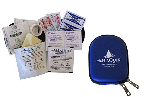 AllaQuix Stop Bleeding Quick Kit product image