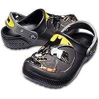 Crocs Infantil Clog Liga da Justiça Batman, Preto, Tamanho 25 BRA