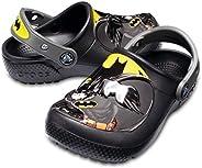 Sandália Batman Clog K Crocs Preto, Crocs, Criança Unissex, Preto, 24