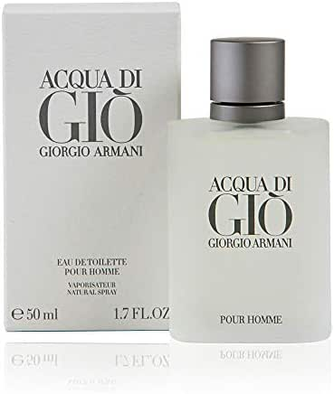 Acqua Di Gio Men by Armani Eau De Toilette Spray 1.7 Fl Oz