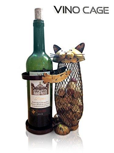 Wine Bottle Cage - 3