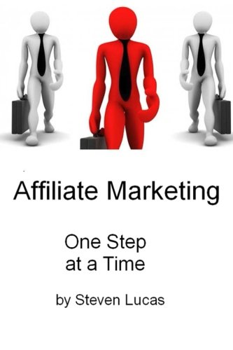 41LUP 4US2L - Online Affiliate Marketing - One Step At A Time