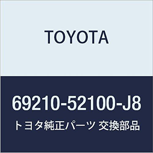 Toyota 69210-52100-J8 Outside Door Handle