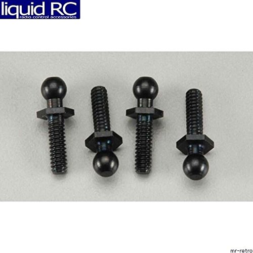 HPI Racing 86191 Ball 4.3x20mm 4-40 Black (4) ,#G14E6GE4R-GE 4-TEW6W215461