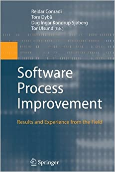 Software Process Improvement: Results and Experience from the Field (2009-12-09)