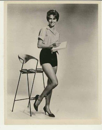 "Starlet ""Jacqueline Beer"" ""77 Sunset Strip"" actress (Original Warner Publicity Photo)"