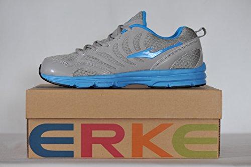 Running Homme Et Bleue Chaussures Grise Erke De fqvZwRE