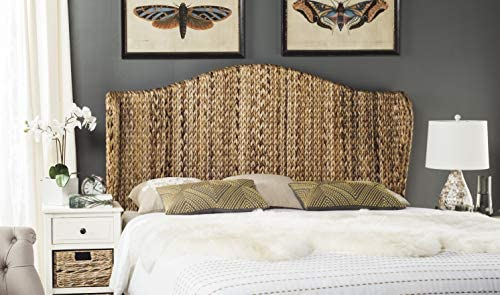 Safavieh Home Collection Nadine Natural Winged Headboard