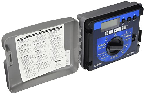 Irritrol TC-12IN-R 12 Station Indoor Irrigation Total Controller