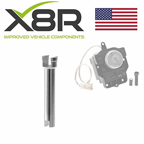 roller Rotary Switch Button Scroll Knob Shaft Repair Fix Kit Part: X8R0130 (Anodised Shaft)