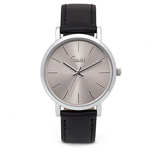 Speidel Sunburst Silver Watch