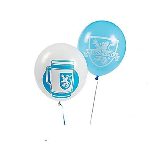 Fun Express Oktoberfest Balloons for $<!--$6.28-->