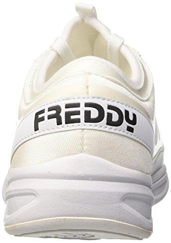 Alti Forma Palestra Freddy Formatori Bianco In Donne bianco Delle wqftp7t