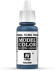 Vallejo Prussian Blue Paint, 17ml