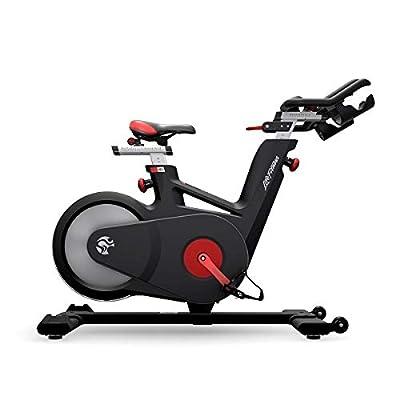 Life Fitness IC5 Exercise Bikes, Black