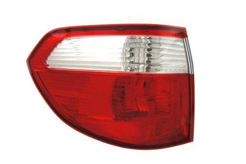(Genuine Honda Parts 33551-SHJ-A11 Honda Odyssey Left Side Tail Lamp)