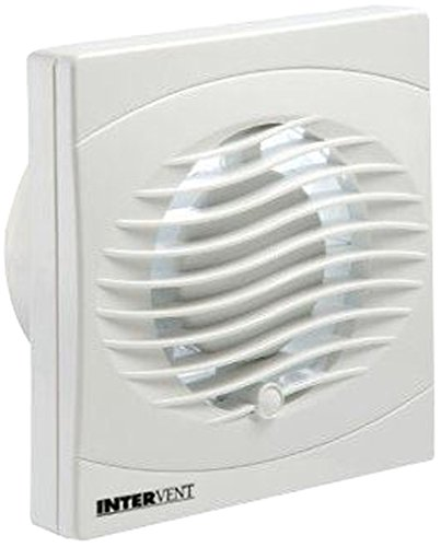 Astonishing Manrose Bvf100T Intervent Extractor Fan With Timer 4 Inch 100 Mm Beutiful Home Inspiration Xortanetmahrainfo