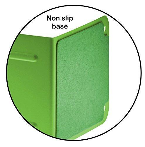 1 Pair Pack Green Citrus Acrimet Bookends Premium