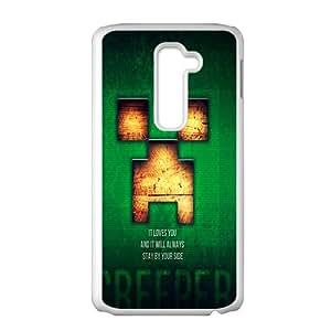 DASHUJUA Creeper Case Cover For LG G2 Case