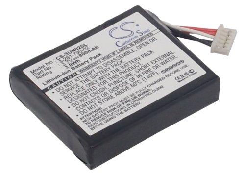 Battery GPS Sony NV-U53G, NV-U73T, NV-U82, NV-U83, NV-U83T, NV-U92T, NV-U93T,, Li-ion, 800 mAh
